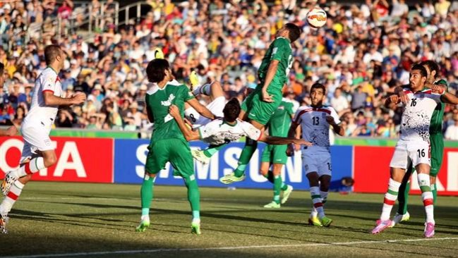 Iraqi Minister Says Awaiting Iran's Greenlight for Soccer