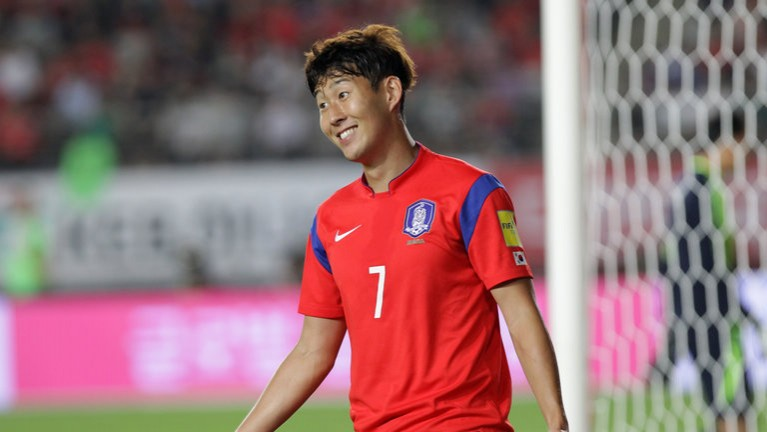 brand new b5101 bd30f Queiroz asks for Son Heung-min's jersey after World Cup ...