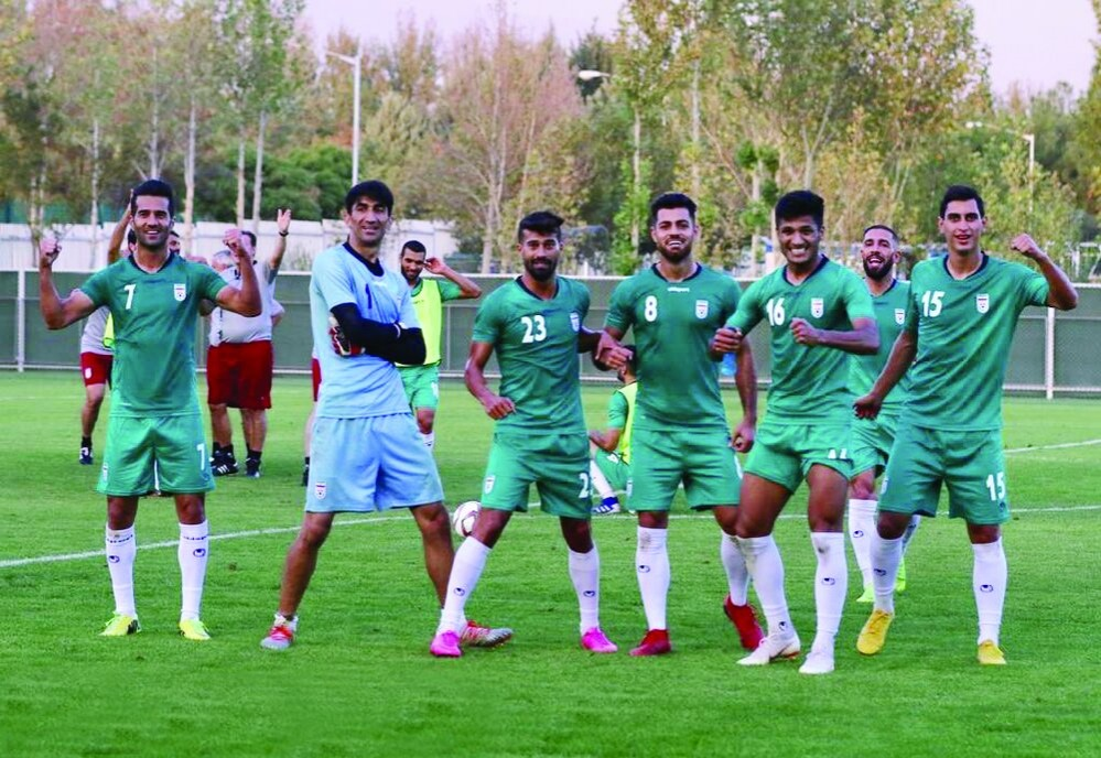 Iran unchanged in FIFA ranking