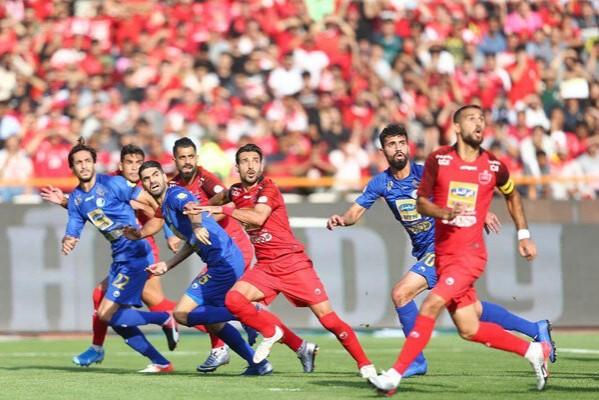 Persepolis Esteghlal Both Ready To Win Tehran Derby Persianleague Com Iran Football League