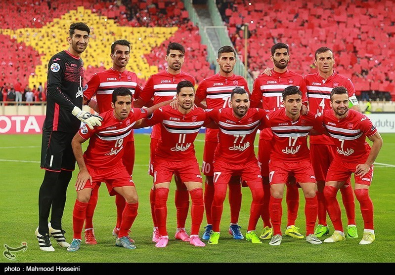 Persepolis Among Top 10 In Club Asia Ranking Persianleague Com Iran Football League