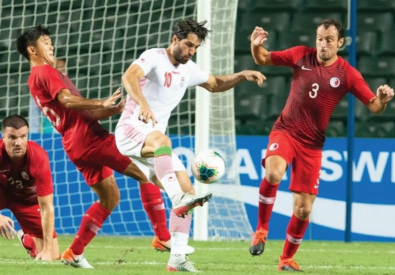 Iran Host Hong