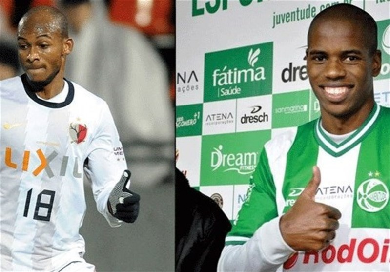 Silva Soares and Vinícius