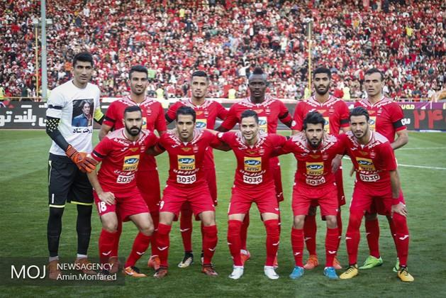 Persepolis Move Up 160 Places At Soccer Clubs Rankings Persianleague Com Iran Football League