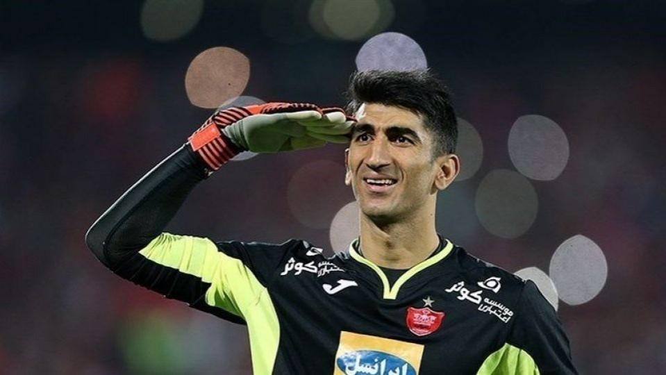 Alireza Beiranvand Dreams of Playing for Liverpool - PersianLeague ...