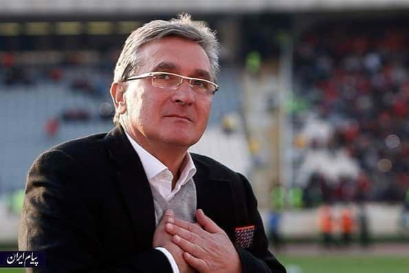 Branko Ivankovic proud of Persepolis