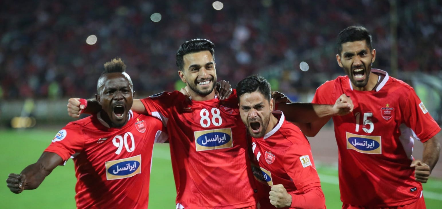 Semi Final 2nd Leg Persepolis Fc 1 1 Al Sadd Sc Video Persianleague Com Iran Football League