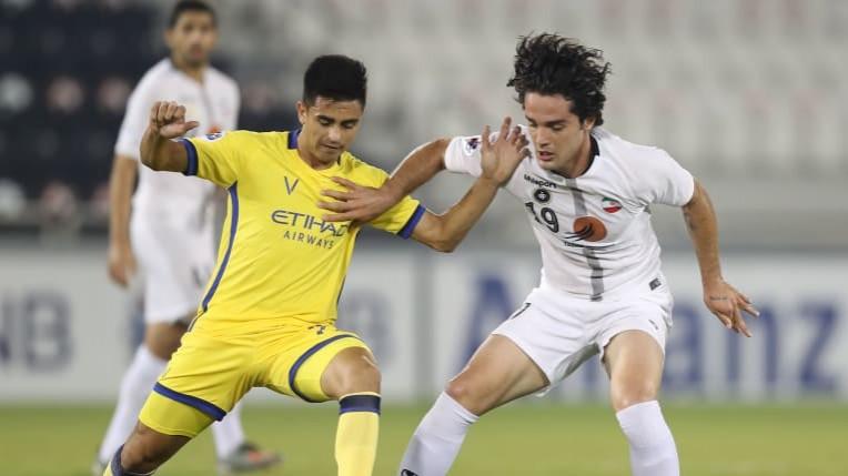 Acl Al Nassr Impress In Win Over Sepahan Persianleague Com Iran Football League