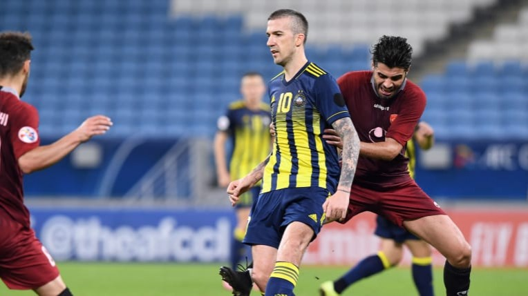 Acl Pakhtakor Defeat Shahr Khodro To Move Into Afc Champions League Knockout Stage On A High Persianleague Com Iran Football League