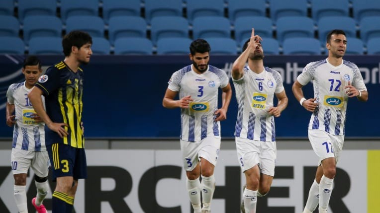 Acl Pakhtakor Seal Afc Champions League Last Eight Spot With Come From Behind Win Over Esteghlal Persianleague Com Iran Football League
